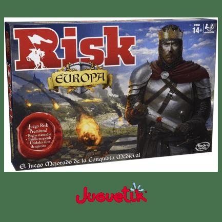 Juego Risk Europa