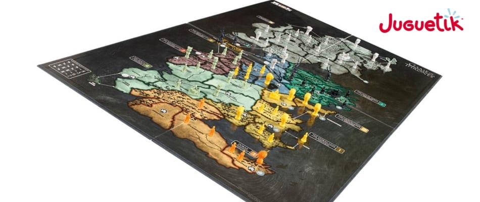 Mapa Risk Juego de Tronos Edición DELUXE