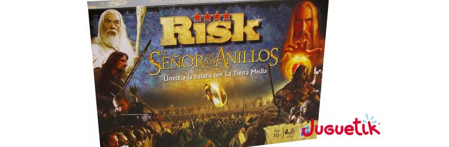 Risk de el Señor de los Anillos