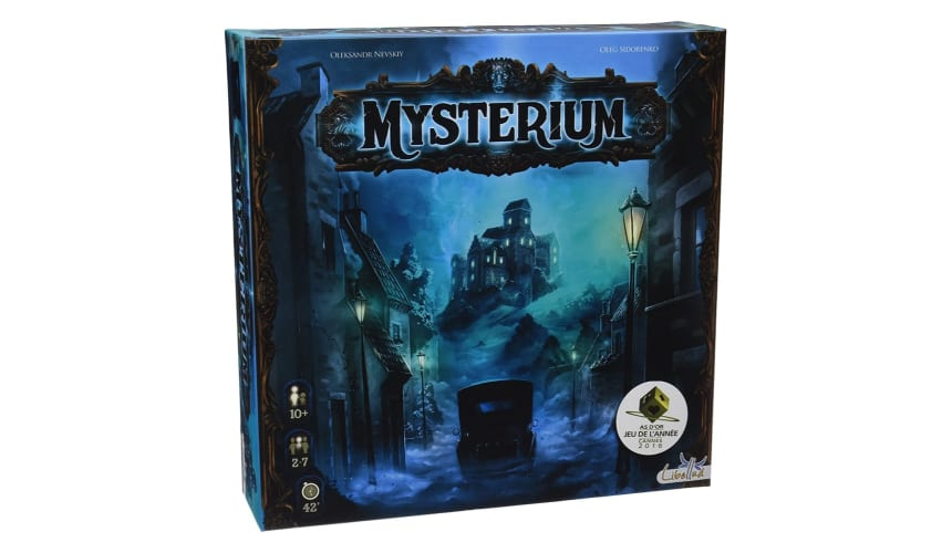 Juego de Mesa Mysterium