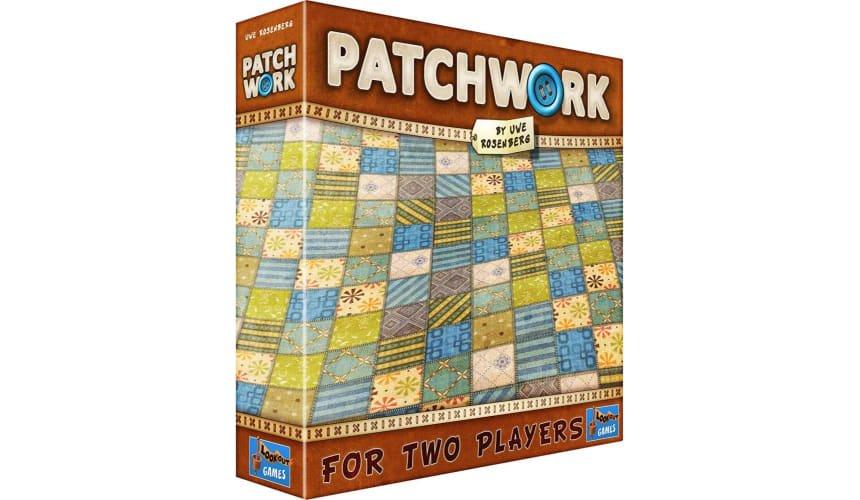 Juego de Mesa Patchwork