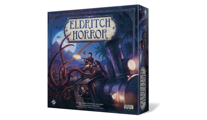Juego de mesa Eldritch Horror