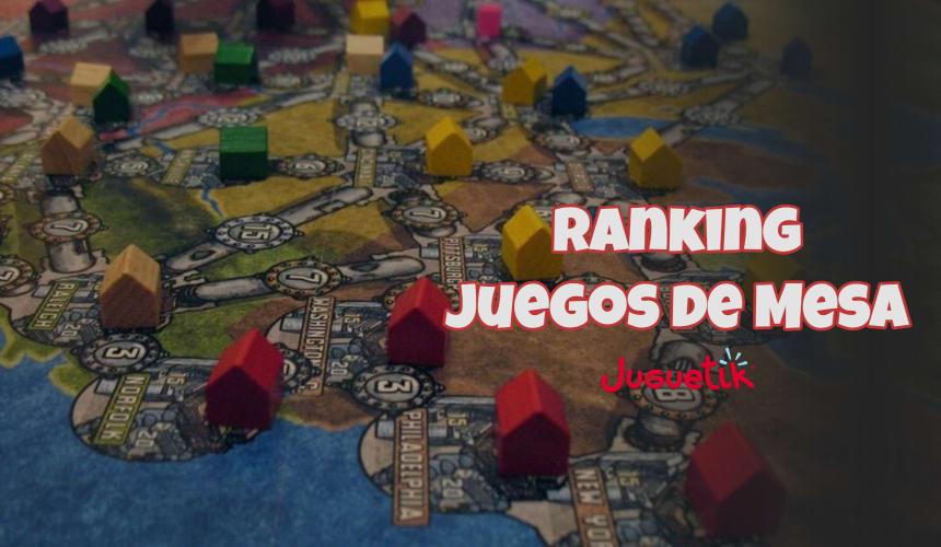 Ranking Juegos de Mesa
