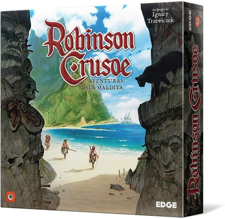 Robinson Crusoe Aventuras en la Isla Maldita