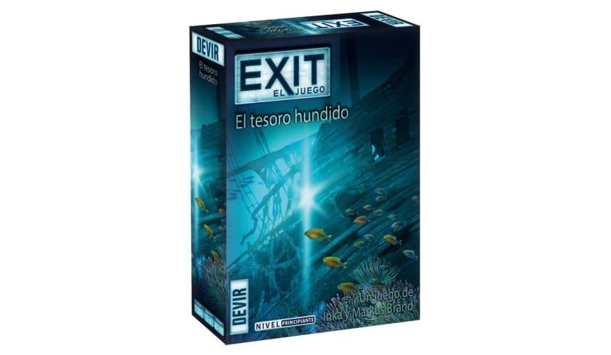 Devir - Exit: El tesoro hundido