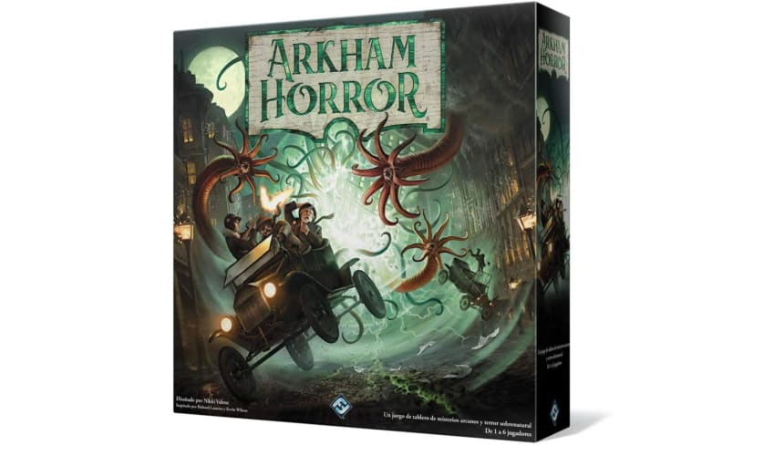 Fantasy Flight - Arkham