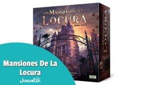 Juego de Mesa Las Mansiones de la Locura