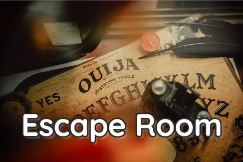 Juegos de mesa Escape Room